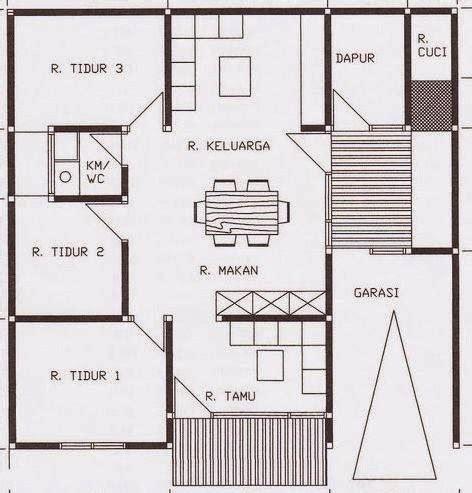 layout rumah ukuran 5 x 10 93 desain rumah minimalis 10 x 10 denah rumah