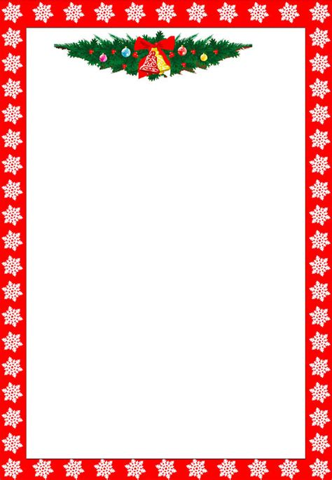 15 christmas paper templates free word pdf jpeg