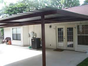 Stand Alone Awning 16x24 2 Carport Patio Covers Awnings San Antonio