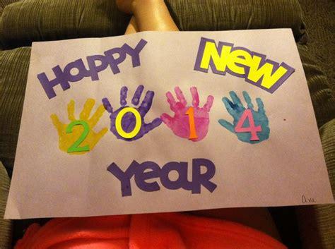 happy new year crafts happy new year 2014 crafts