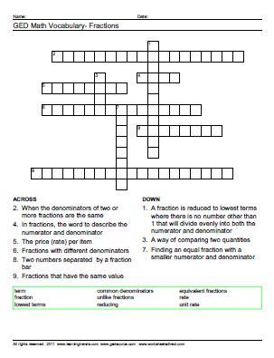 ged math worksheets 187 worksheetsdirect com