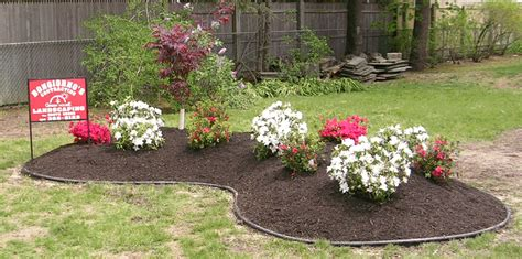 Kidney Garden by Raised Kidney Shaped Island And Planting Design In