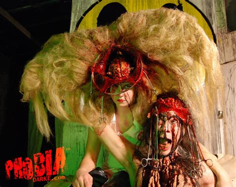 phobia house phobia haunted house 28 images photos fans get spooked at phobia haunted house