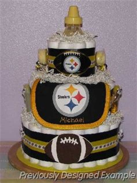 Baby Shower Pittsburgh by 1000 Images About Steelers Cake224 On