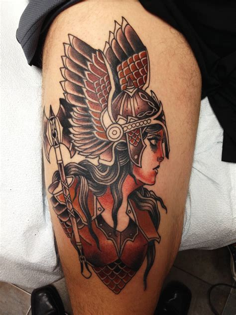 100 s of valkyrie tattoo design ideas pictures gallery