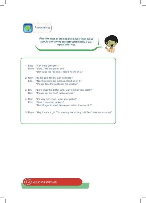 Bs Bhs Misris Skt 50 buku siswa bahasa inggris kelas viii smp kurikulum 2013