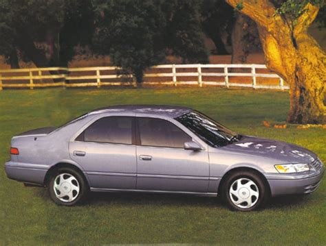 What Of Does A 1998 Toyota Camry Take 1998 Toyota Camry Overview Cars