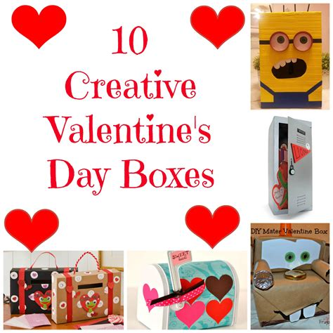 s day box ideas for to make on the side
