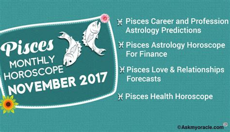 Pisces Monthly Horoscope by Genuine Horoscope With Ask Oracle Compatibility And
