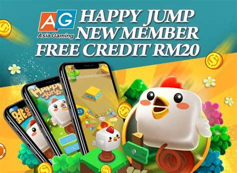 happy jumpagnew member  credit rm    slot games games  win   slots
