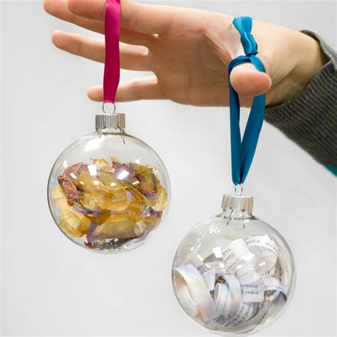 diy wedding keepsake ornaments