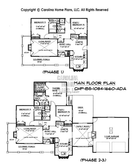 adhouse plans build in stages small house plan bs 1084 1660 ad sq ft