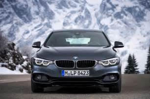 Bmw 4 Series Sedan 2017 Bmw 4 Series Gran Coupe Facelift Photo Gallery