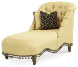 Armless Chaise Lounge Chair Palais Royale Armless Chaise Traditional Indoor Chaise