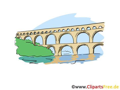 arts clipart aqueduct clip bild
