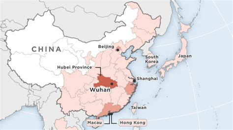 map confirmed cases  wuhan coronavirus kpbs