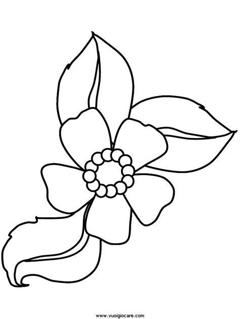 fiori da colorare e stare fiori 20 disegni da colorare