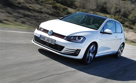 volkswagen gti 2015 car and driver