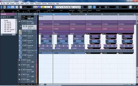 youtube tutorial cubase 5 cubase 5 psyshark tutorial part 1 how to produce a