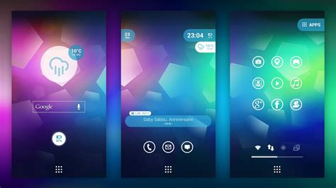 android custom interface by dammyg on deviantart
