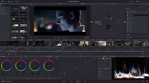 the definitive guide to davinci resolve 14 editing color and audio blackmagic design learning series books davinci resolve 14 integra fairlight audio y es mucho m 193 s