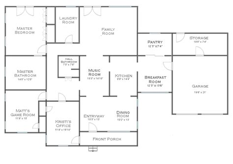 dining room floor plans my dining room pantry decision you ll probably be surprised