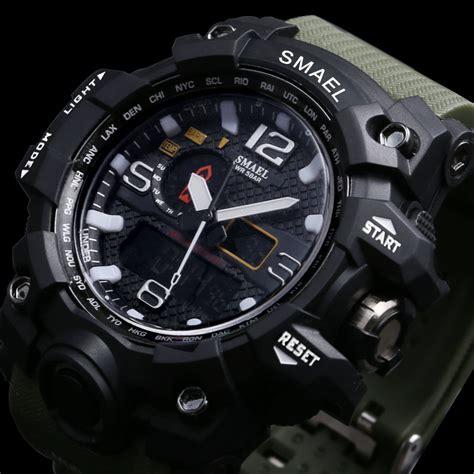 Smael Jam Tangan Digital Luminous smael jam tangan digital luminous 1545 blue