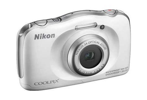 Kamera Nikon S33 nikon coolpix s33 ve coolpix aw130 su ge 231 irmez compakt kamera teknoloji haberleri
