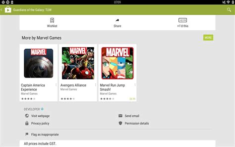 apk app store apk play store updated to v4 9 13 with new material design app and content pages the