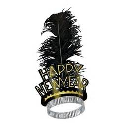 New Swing Gold black and gold swing new year tiaras partycheap