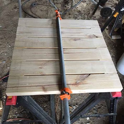 bistro table top only bistro table building plans for only 15