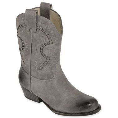 jcpenney cowboy boots pin by on wearables