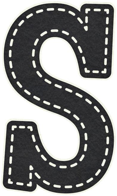 letras gruesas para carteles gifs letras may 218 sculas para imprimir de color negro ro