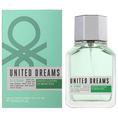 Benetton United Dreams Be Strong Edt 100ml perfume para hombre united dreams strong de benetton 100 ml