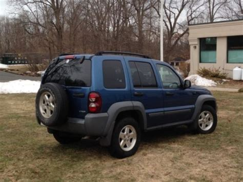 2005 Jeep Liberty Mpg Find Used 2005 Jeep Liberty Crd Turbo Diesel 30 Mpg Low