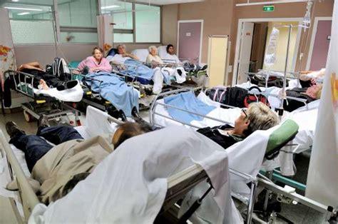 bridgeport hospital emergency room bowled ers busy day after big newstimes