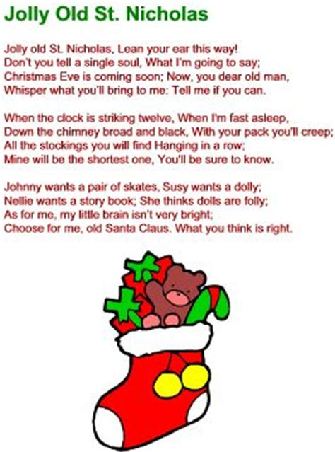 9 best images about christmas song lyrics on pinterest