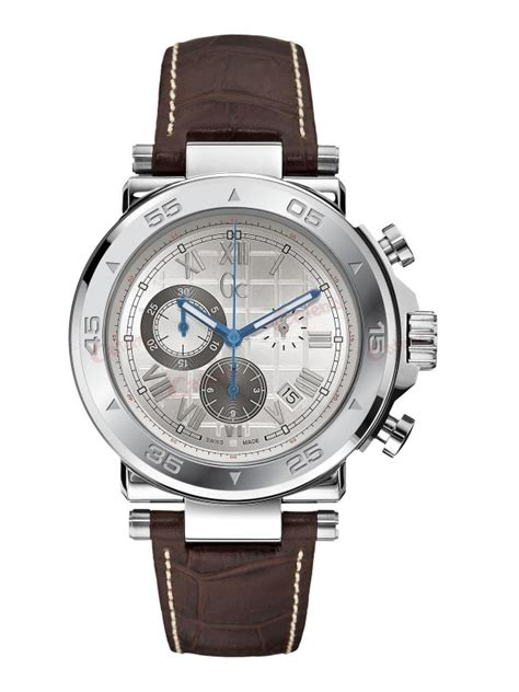 Guess Gc Leather guess collection rown leather x90001g1s
