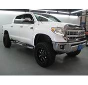 Lifted Off Road Tundra For Sale  Autos Post