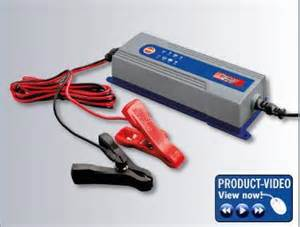 Automotive Battery Deals Car Battery Charger 163 13 99 Lidl From 17th January