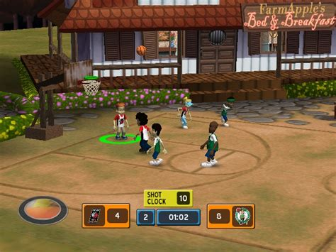 backyard basketball 2007 backyard basketball 2007 sony playstation 2