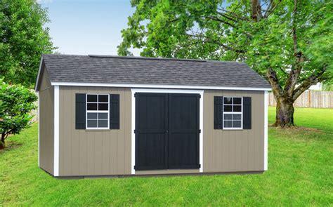 wooden garden sheds  sale  ga durastor structures