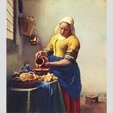 Milkmaid Vermeer | 650 x 734 jpeg 101kB