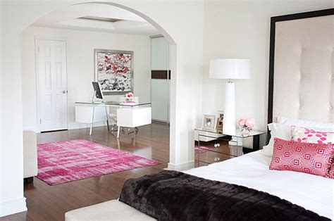 black pink and white bedroom the chic allure of black bedroom furniture