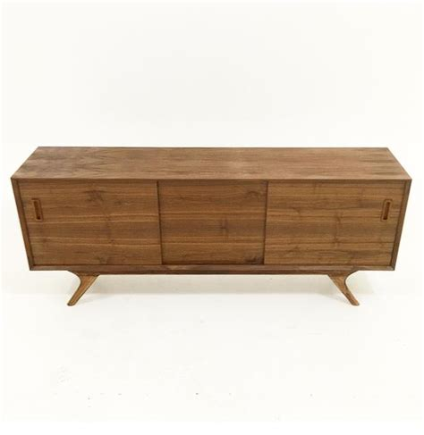 mid century style credenza furniture in los angeles