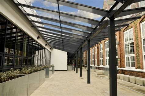 Kensington Dual Pitch Free Standing Canopy   Canopies   UK