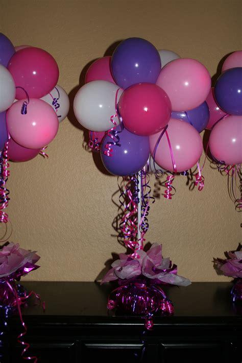 balloon centerpieces for tables balloon table centerpiece