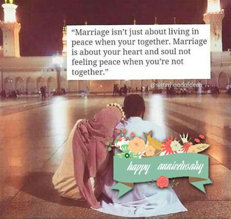 20  Islamic Wedding Anniversary Wishes For Husband & Wife