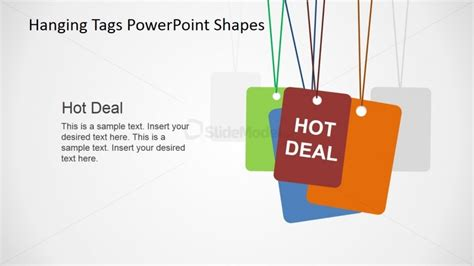 coupon template powerpoint deal discount coupon presentations slidemodel