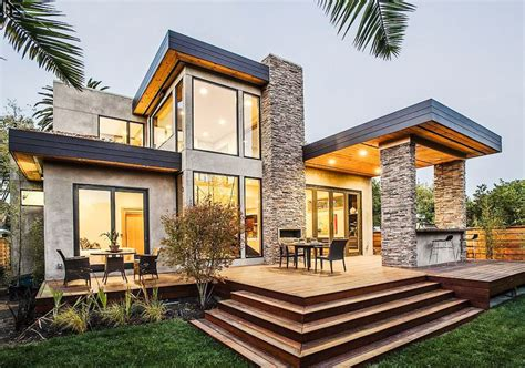 modular guest house california modern prefab guest house kanga modern studio office